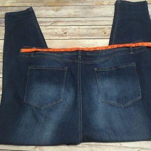 1822 Denim Jeans - 1822 Denim Adrianna Skinny Jeans
